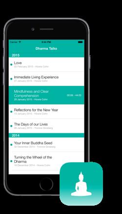 Dharma Talks App Image